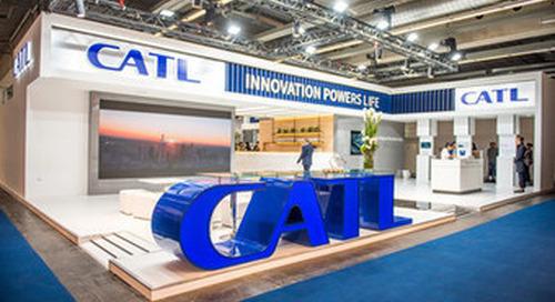 CATL va favoriser une nouvelle vague d'e-mobilité avec une technologie nouvelle génération de batteries pour véhicules électriques