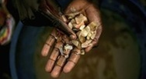 Conflict gold reaching US company supply chains, says NGO report