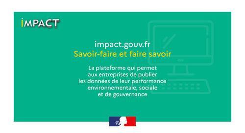 Impact: une plateforme pour aider les PME à rédiger un reporting extra-financier