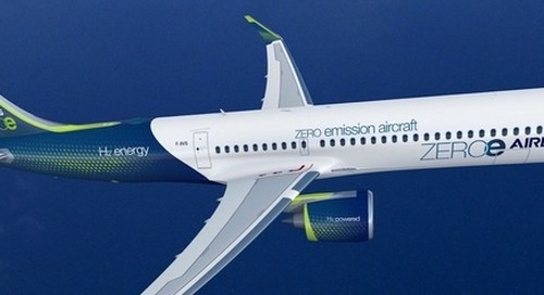Airbus unveils world's first zero-emission commercial aircrafts
