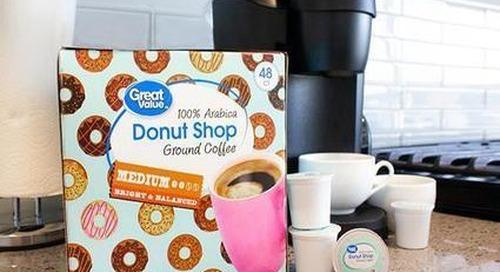 Walmart meets coffee sustainability goal early