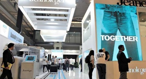 Jeanologia presents new textile production model at ITMA