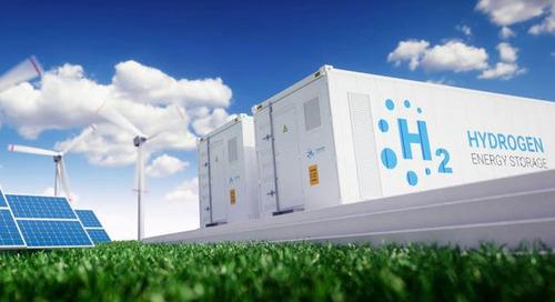 Idrogeno può aiutare ad affrontare cambiamento climatico Agenzia di stampa