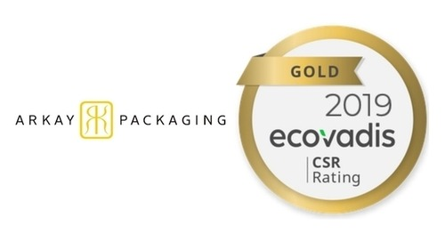 Arkay Awarded Gold Rating In EcoVadis CSR Assessment