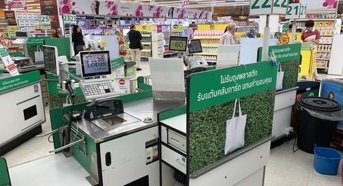Thai supermarket giant fears 'plastic bag rage' as withdrawal deadline approaches