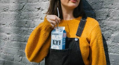 Vegan Brand Oatly Becomes Even More Sustainable by Switching to Electric Transport Vehicles | VegNews