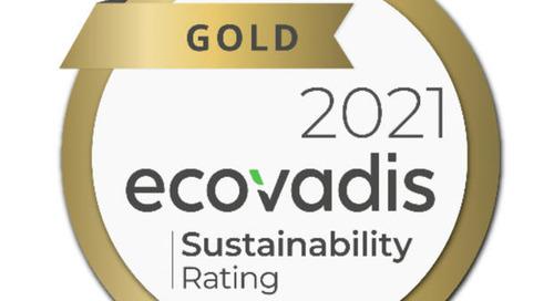 Canon è 'gold' per EcoVadis