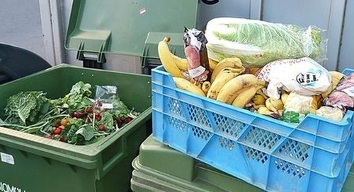 Report: Sensors can reduce food waste by 7%