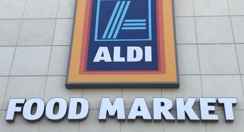 Aldi pledges fully sustainable packaging by 2025