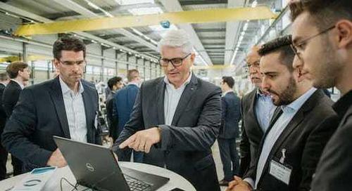 Dürr AG sichert sich 750 Mio. € Konsortialkredit über Blockchain-Technologie
