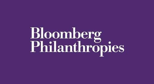 Bloomberg Philanthropies Coronavirus Global Response Initiative