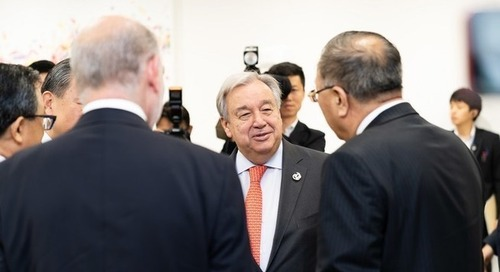 G-20 summit provides chance to rally strongly against coronavirus threat: UN chief