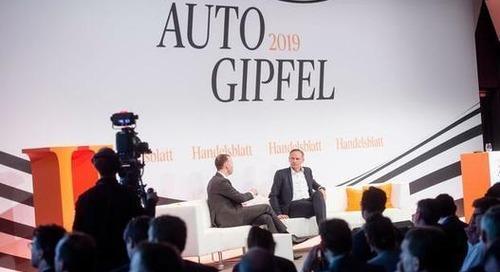"""Porsche-Chef Oliver Blume: """"Nachhaltigkeit ist eine feste Säule"""""""