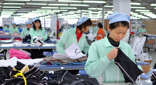 ACT brands back living wage for garment workers