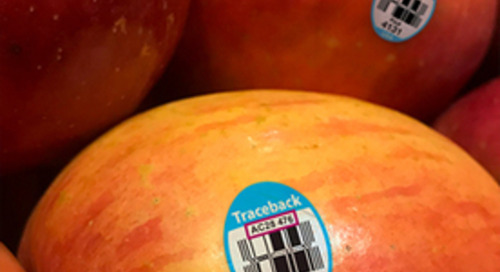 Item-level produce traceability may help consumer confidence