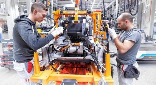 BMW, Mercedes, Audi, others race to make entire supply chain greener