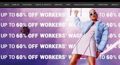 Black Friday campaign targets Boohoo