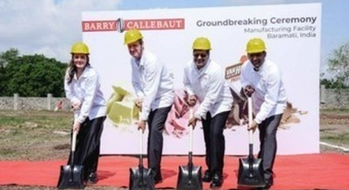 Barry Callebaut's Forever Chocolate snags top spot in sustainability ranking
