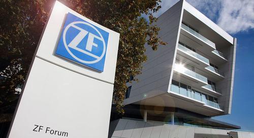 """Zulieferer ZF: """"Klares Bekenntnis"""" zur E-Mobilität"""