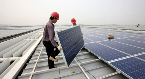 China, developing countries, lead in renewable and solar energy investment