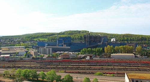 Saarstahl erzielt Gold-Bewertung für Nachhaltigkeit