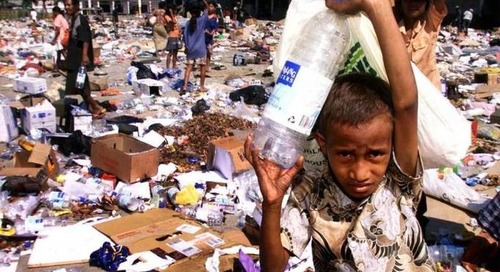 Tiny East Timor to become world's first plastic-neutral nation