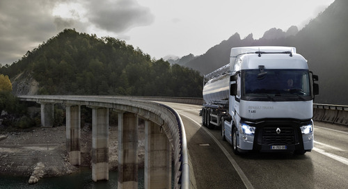 Renault Trucks obtains the EcoVadis 'Gold' certification for the 2nd consecutive year