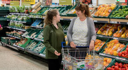 Tesco takes aim at supply chain and product emissions with strengthened net zero target