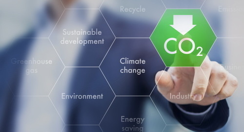 Reducing the carbon footprint in textile manufacturing