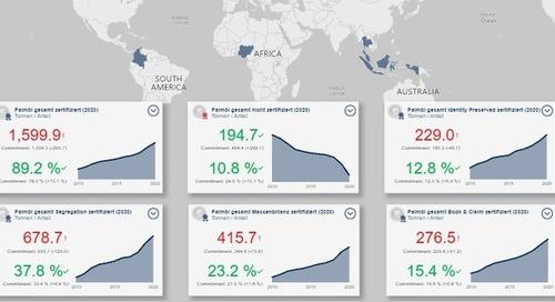 Nachhaltigkeitsbericht: Transparenz schaffen und Erfolge kommunizieren