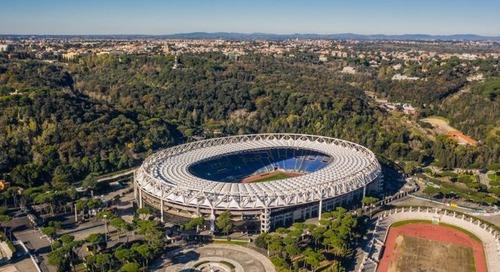 Football's 'mini cities' offer prime green testing ground – EURACTIV.com