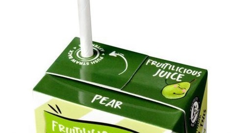 Packaging Company Tetra Pak Tests Paper Straws In Europe
