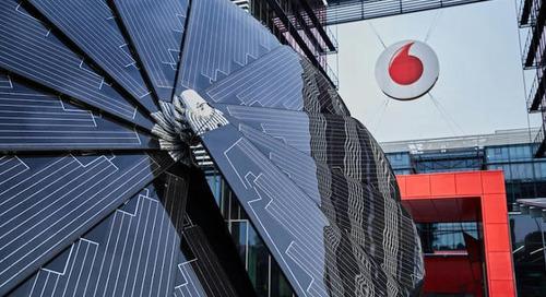 Vodafone 'da ejemplo' en Europa y apuesta por las energías renovables