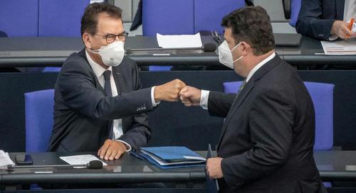 Bundestag verabschiedet neues Lieferkettengesetz