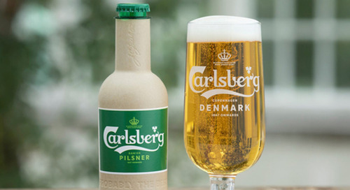 Carlsberg and Coca-Cola join 'paper bottle community'