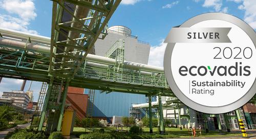 Tectrion verbessert Nachhaltigkeitsrating
