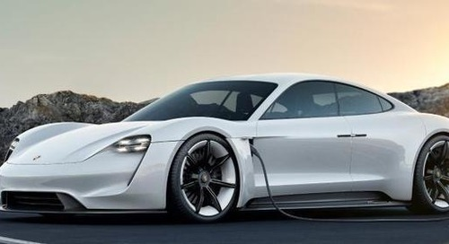 Porsche: Eine Milliarde Euro per grünes Darlehen für Taycan