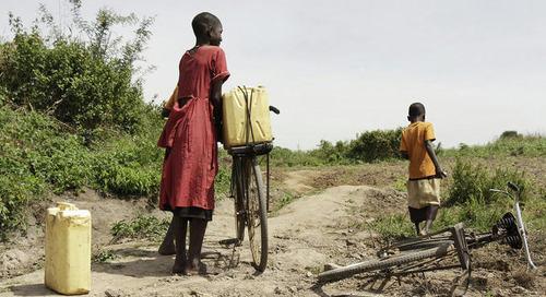 Cambio climático redujo el acceso al agua en 20% en dos décadas