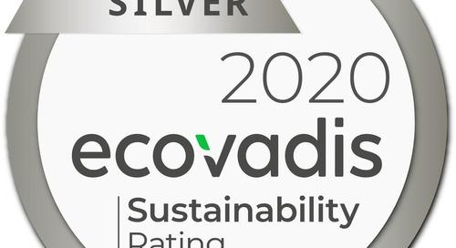 EcoVadis-Silber für Bischof + Klein SE & Co. KG