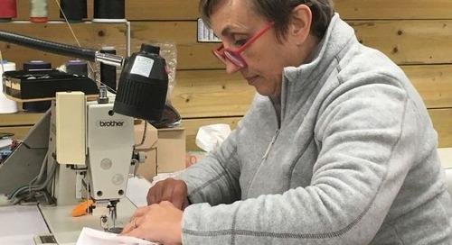 Coronavirus : la filière textile se mobilise ! - Pierre Fabre