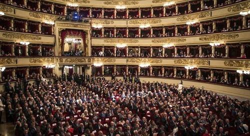 Italie: la prochaine «première» de la Scala sera 100% verte
