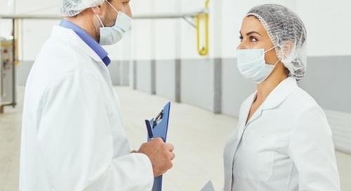 Covid-19 : quand l'agroalimentaire aide le médical - Auchan