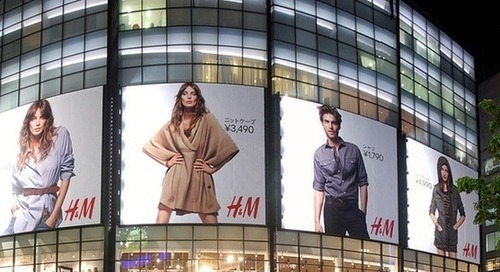 H&M pledges 100% sustainable cotton by 2020