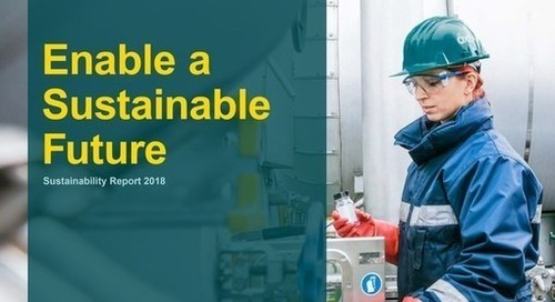 Gold Status for Oxea in EcoVadis Sustainability Rating