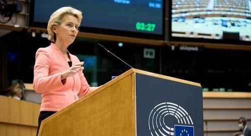 La Commission européenne vise une baisse de 55 % des émissions de gaz à effet de serre d'ici 2030