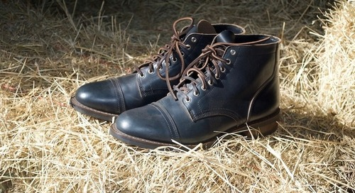 Thursday Boots to Source Made in America Leather from Single Cow Herd