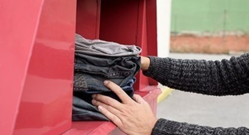 New GBP4.7m fund to boost UK textile recycling
