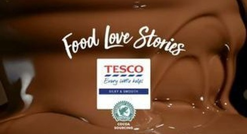 Tesco completes switch to sustainable chocolate in time for Easter bonanza