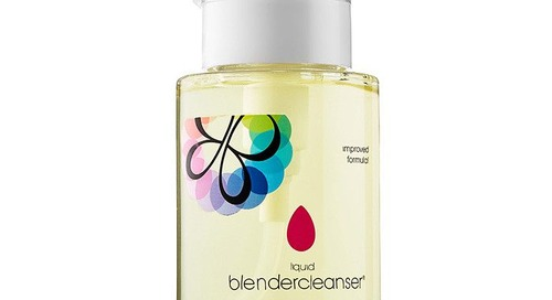 Are You Cleaning Your Beautyblender the Right Way?