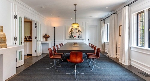 What $7 Million Worth of Renovations Looks Like, Care of Adam Levine's LA Home
